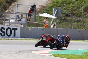 Michael van Der Mark, Pata Yamaha, Chaz Davies, ARUBA.IT Racing Ducati