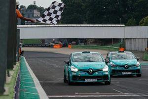 Fulvio Ferri, PMA Motorsport, Renault Clio RS 1.6 Turbo, Massimiliano Danetti, PMA Motorsport, Renault Clio RS 1.6 Turbo