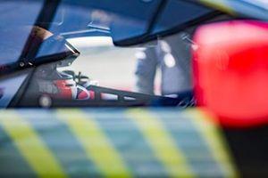 #97 Aston Martin Racing Aston Martin Vantage AMR: Alex Lynn