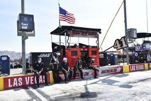 #41: Cole Custer, Stewart-Haas Racing, Ford Mustang HaasTooling.com