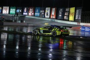 #12 AIM Vasser Sullivan Lexus RC-F GT3, GTD: Michael De Quesada, Townsend Bell,