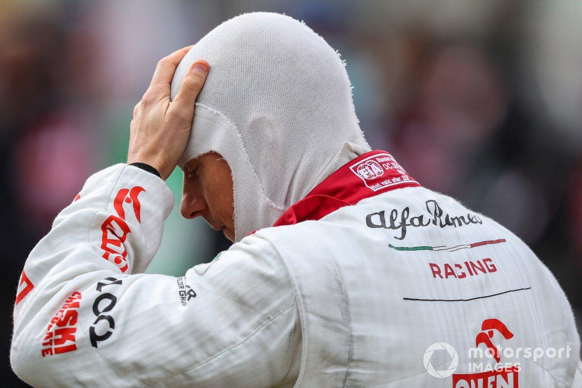 Кими Райкконен, Alfa Romeo