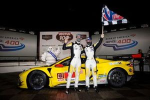 GTLM Race winners: #3 Corvette Racing Corvette C8.R, GTLM: Antonio Garcia, Jordan Taylor