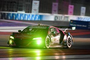 #86 Meyer Shank Racing w/Curb-Agajanian Acura NSX GT3, GTD: Mario Farnbacher, Matt McMurry