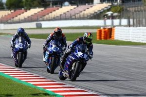 Steven Odendaal, EAB Ten Kate Racing, Isaac Vinales, Kallio Racing