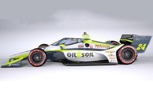 Sage Karam, Dreyer & Reinbold Racing