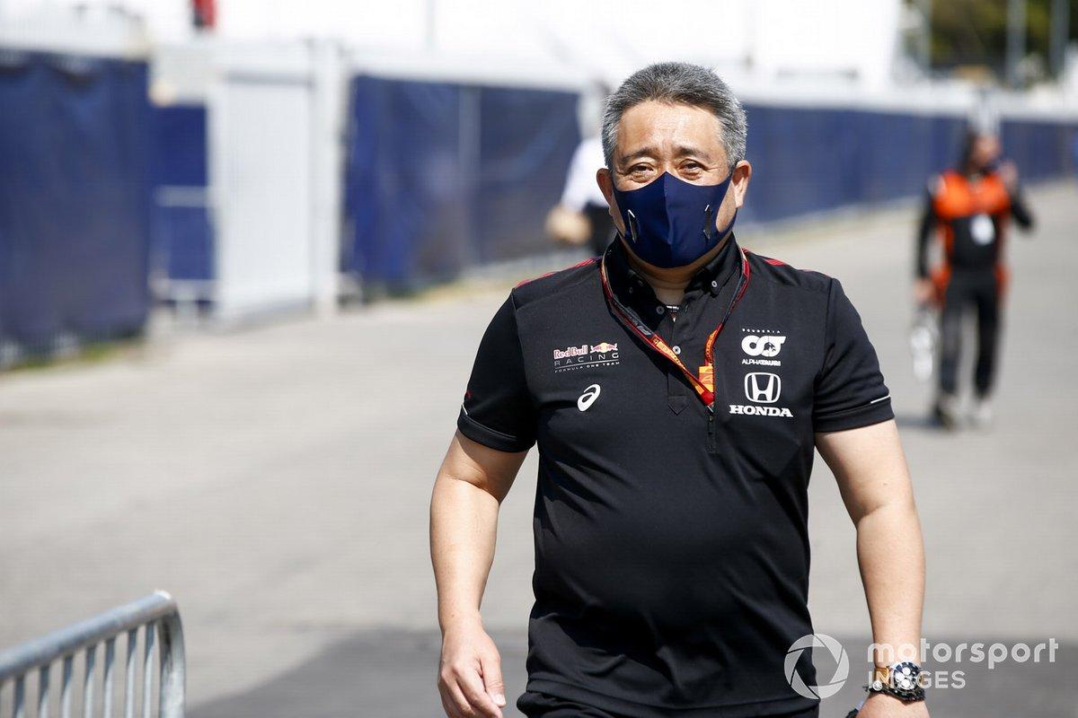 Masashi Yamamoto, Director General Honda Motorsport