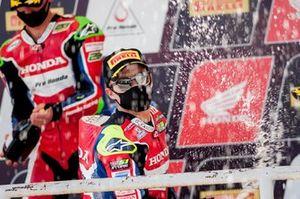 Eric Granado, Honda