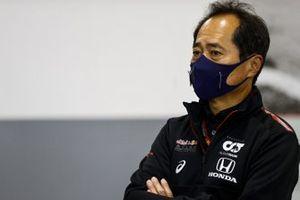 Toyoharu Tanabe, F1 Direttore Tecnico, Honda