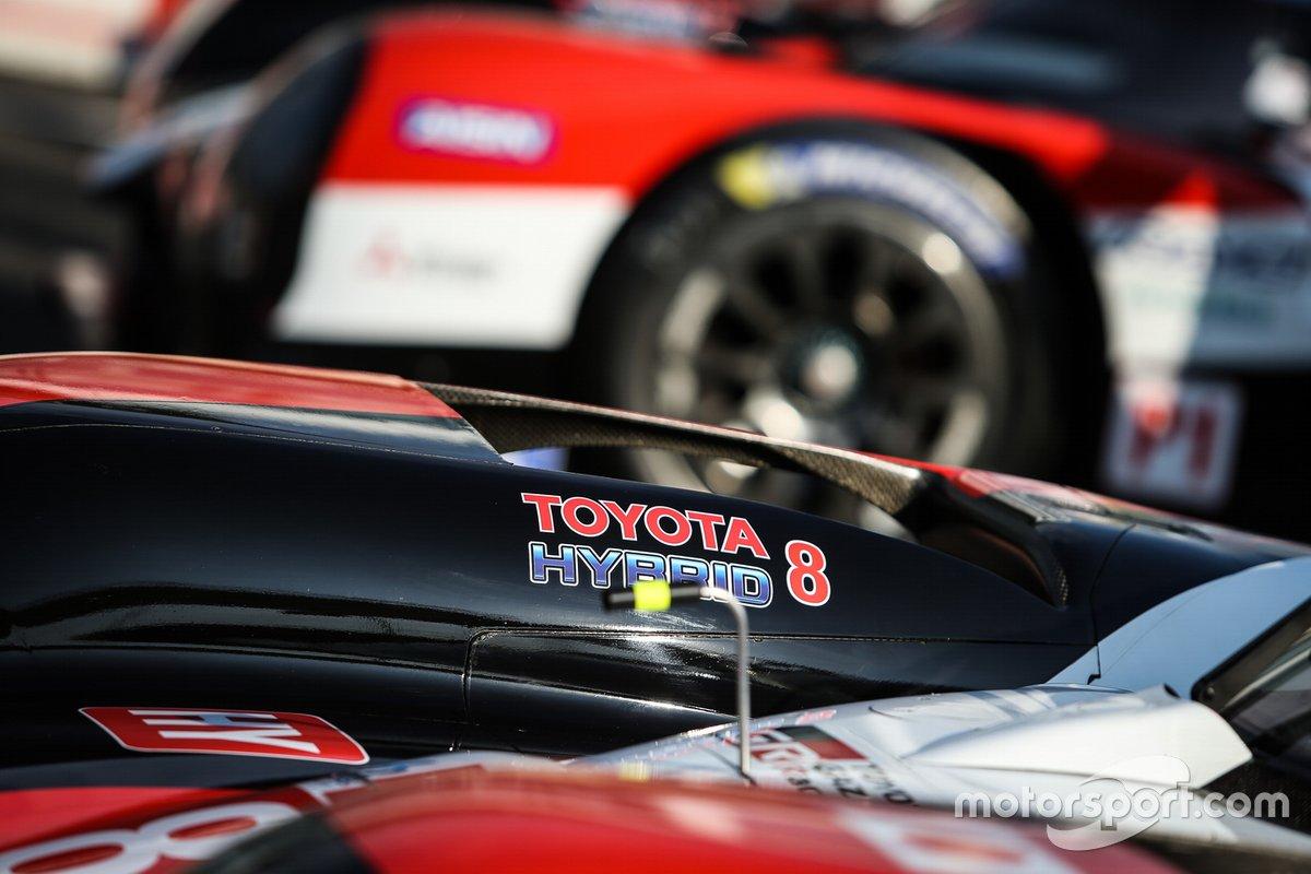Toyota Gazoo Racing Toyota TS050