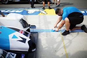 Nielsen Racing preparation
