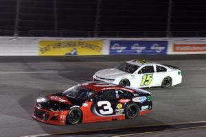 Austin Dillon, Richard Childress Racing, Chevrolet Camaro DOW NORKOOL Brennan Poole, Premium Motorsports, Chevrolet Camaro