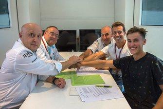Jaume Masià, Leopard Racing