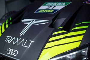 Car detail, Pietro Fittipaldi, Audi Sport Team WRT, Audi RS 5 DTM
