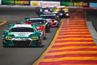 #29 Montaplast by Land Motorsport Audi R8 LMS GT3, GTD: Christopher Mies, Ricky Feller, Daniel Morad