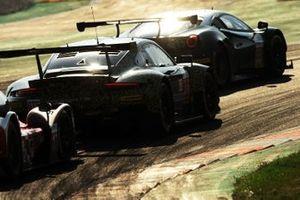 #56 Project 1 Porsche 911 RSR: Egidio Perfetti, David Heinemeier Hansson, Jorg Bergmeister