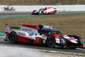 7 Toyota Gazoo Racing Toyota TS050 - Hybrid: Mike Conway, Kamui Kobayashi, Jose Maria Lopez