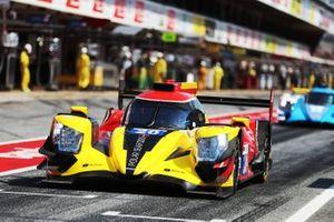 #20 High Class Racing Oreca 07 Gibson: Anders Fjordbach, Dennis Andersen