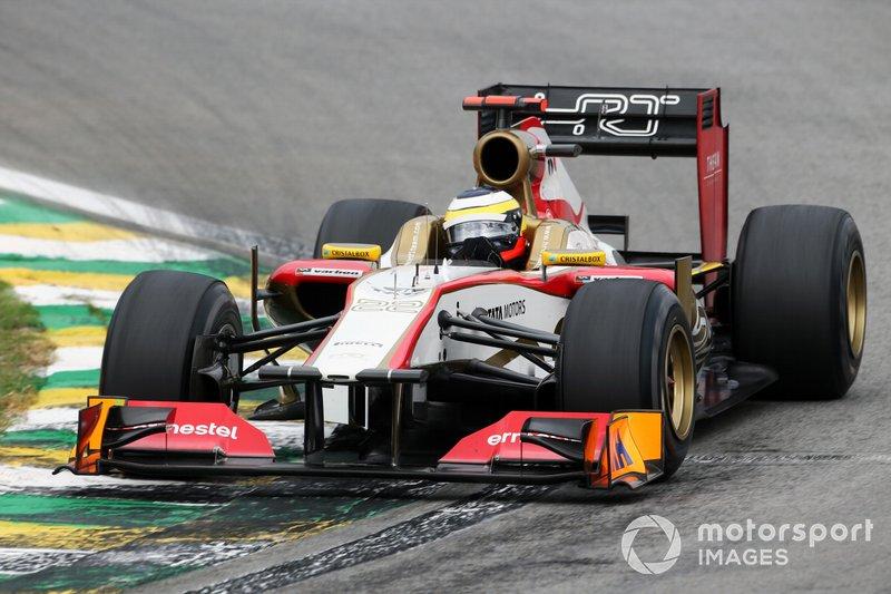 Pedro De La Rosa, HRT Formula One Team HRT F112