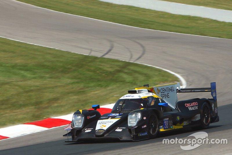 #38 Performance Tech Motorsports ORECA LMP2, LMP2: Kyle Masson, Cameron Cassels