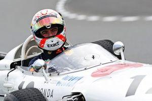 Макс Ферстаппен, Honda RA272