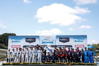 Todos los principales pilotos de la Copa Endurance