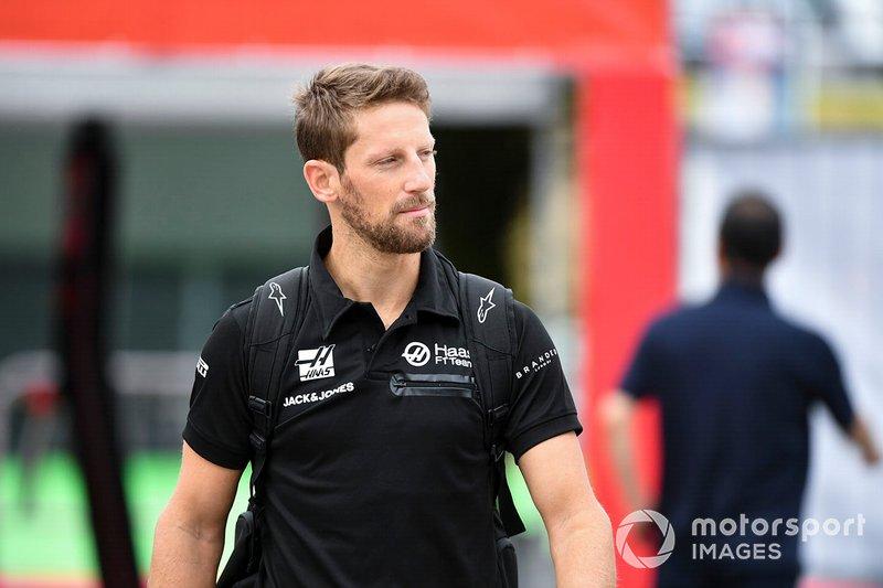 Romain Grosjean tiene otro plan
