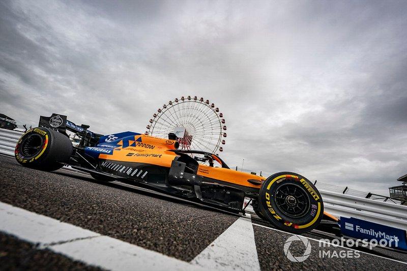 7º Carlos Sainz, McLaren MCL34 (1:29.051)