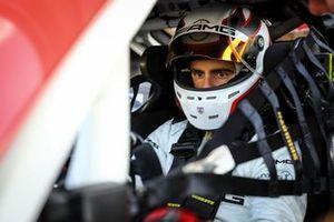 #00 Goodsmile Racing Mercedes-AMG GT3: Adam Christodoulou