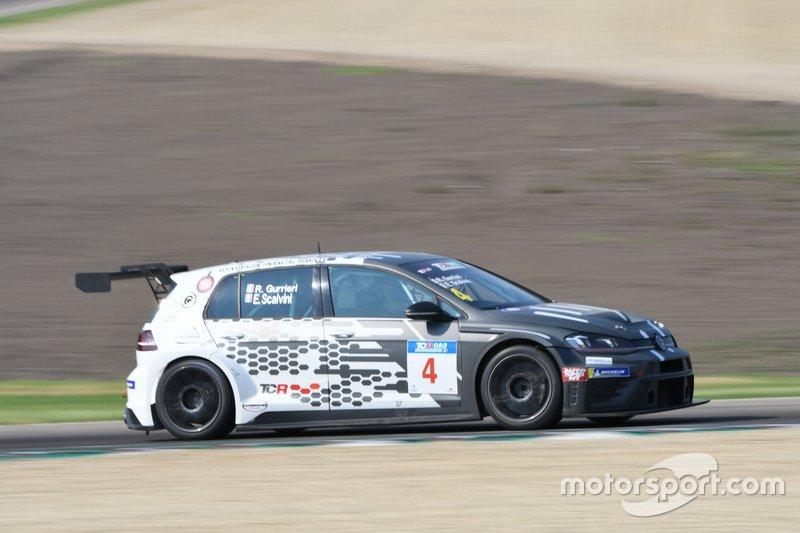Raffaele Gurrieri, Eric Scalvini, Volkswagen Golf GTI TCR