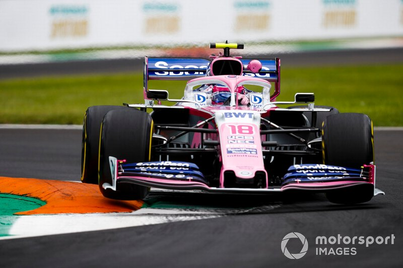 12 - Lance Stroll, Racing Point RP19