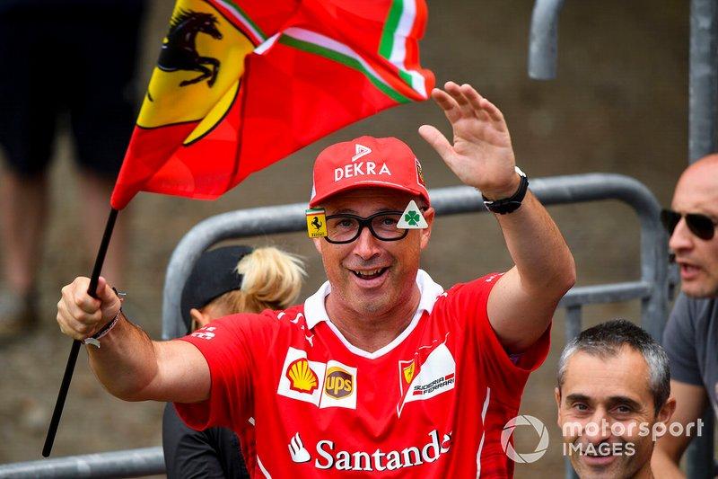 Bandera de Ferrari