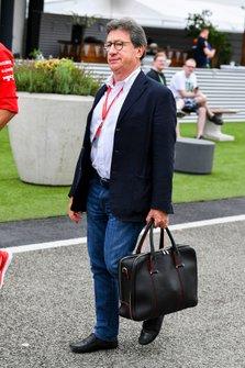 Louis C. Camilleri, Ferrari CEO
