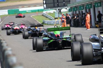 サッシャ・フェネストラズ(B-Max Racing with motopark)