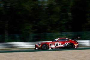 #88 Mercedes-AMG Team Akka ASP Mercedes-AMG GT3: Raffaele Marciello, Fabian Schiller, Vincent Abril