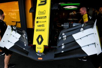Voorvleugel Renault R.S.19