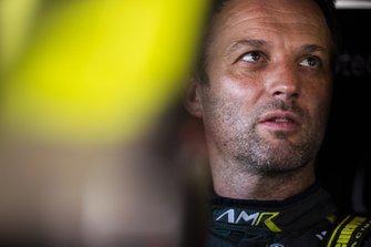 Даррен Тёрнер, Aston Martin Racing