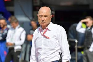 Peter Sauber, président de Sauber
