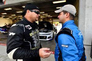 B.J. McLeod, Petty Ware Racing, Chevrolet Camaro JACOB COMPANIES and Reed Sorenson