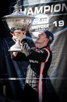 Champion Josef Newgarden, Team Penske Chevrolet