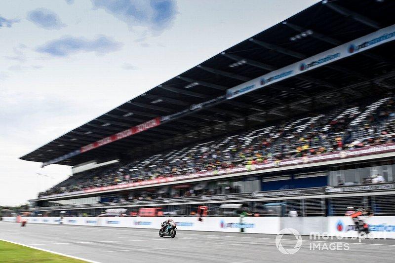 GP de Tailandia (Buriram) - 4 de octubre
