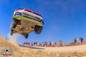 Norbert Herczig, MOL Racing Team, BRR, Volkswagen Polo GTI R5