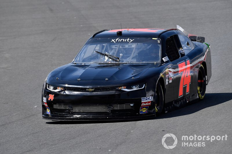 Joe Nemechek, Mike Harmon Racing, Chevrolet Camaro