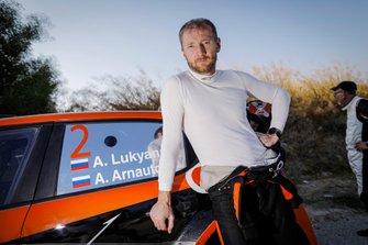 Alexey Lukyanuk, Cyprus Rally, FIA ERC