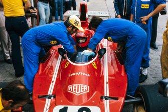 Ники Лауда, Ferrari 312B3