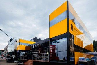 Hospitality Renault F1 Team