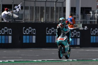 Race winnaar Marcos Ramirez, Leopard Racing