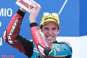 Podium : troisième place pour Alex Marquez, Marc VDS Racing