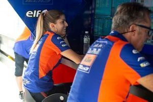 Mathilde Poncharal ed Hervé Poncharal, Red Bull KTM Tech 3