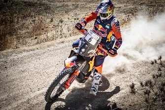 Сэм Сандерленд, Red Bull KTM Factory Racing, KTM 450 Rally Factory (№6)